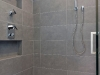Seattle Phinney Ridge Master Bath shower with linear drain