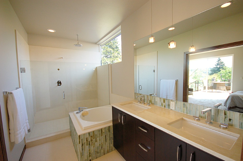 Seattle Fremont Master Bath 1