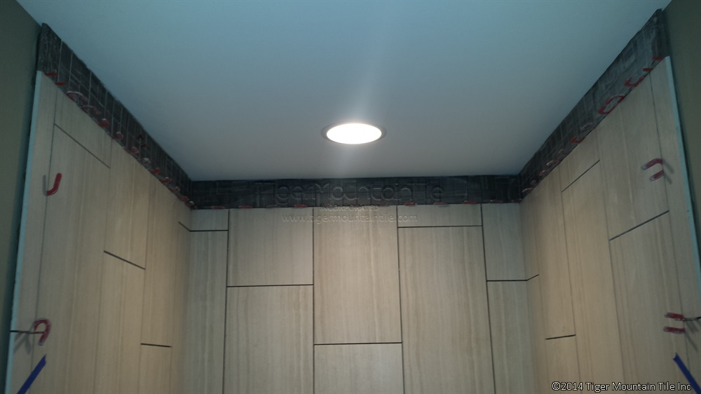 MI ceiling accent tile