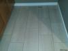 MI finished tile floor