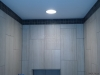 MI shower finished ceiling
