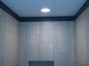 MI shower finished ceiling