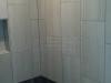 MI shower finished side wall