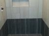 MI tile shower finished
