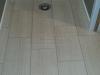 MI toilet floor finished
