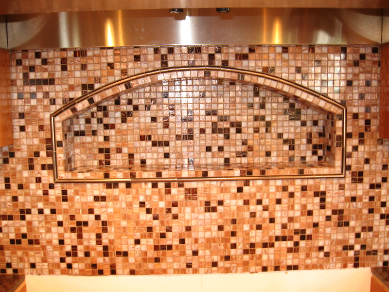 Kitchen Backsplash in South King County