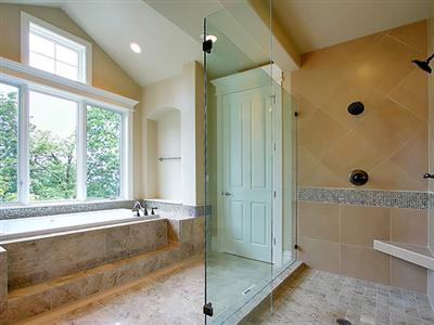 Master Bathroom in Talus Community in Issaquah