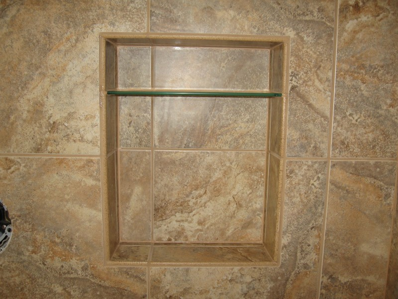 Recessed Shower Shelf Recessed Shower Shelf Recessed