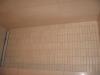 Finished shower floor