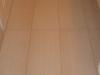 Floor with tile bae