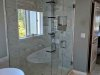 Snoqualmie shower glass enclosure