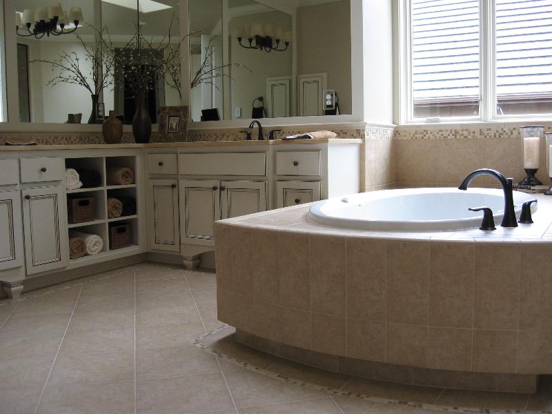 Issaquah Highland's Harrison Street Master Bath