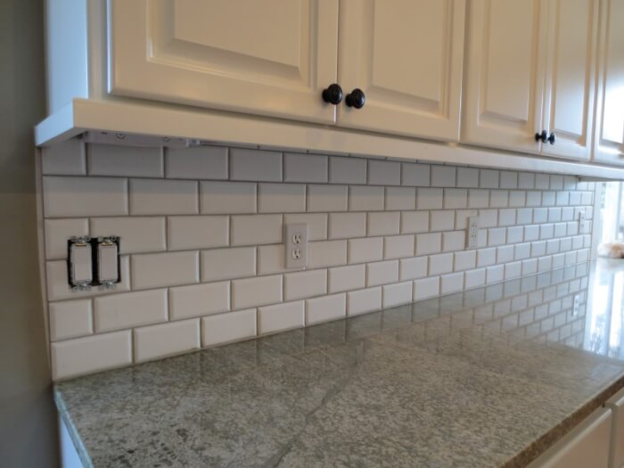 Photos of Sammamish Kitchen Backsplash AKDO Thassos marble ...