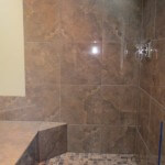 curbless issaquah shower
