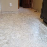 tile floor base sammamish bathroom