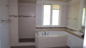 Sammamish Master Bathroom Renovation for resale value