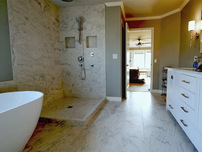 snoqualmie ridge master bath remodel